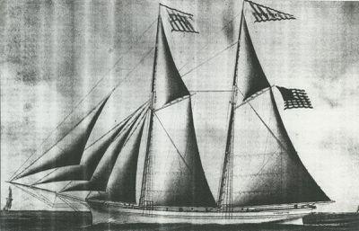 COQUETTE (1857, Schooner)
