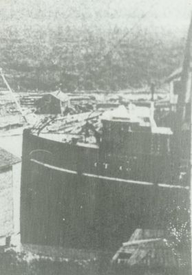 HAVANA (1874, Bulk Freighter)