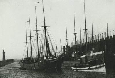 HAWGOOD, H.A. (1886, Schooner)