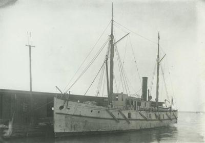 HAZE (1861, Tug (Towboat))