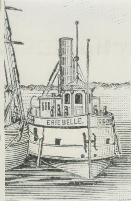 HECTOR (1862, Tug (Towboat))