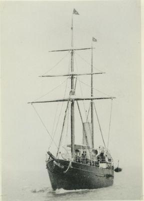HERMIONE (1891, Yacht)