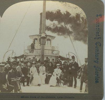 LET HER BE (1864, Steamer)