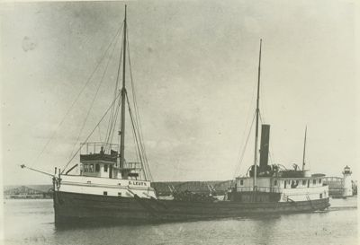 LEUTY, D. (1882, Steambarge)
