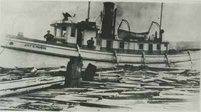 MORSE, JAY C. (1867, Tug (Towboat))