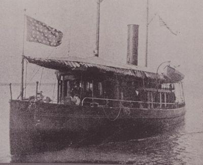 MYSTIC (1867, Yacht)