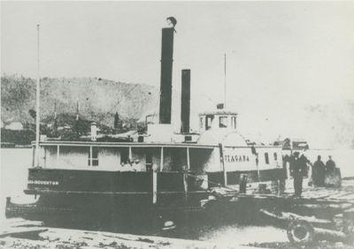 NIAGARA (1860, Ferry)