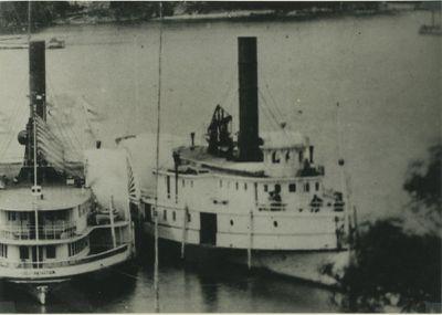 COOKE, JAY (1868, Steamer)