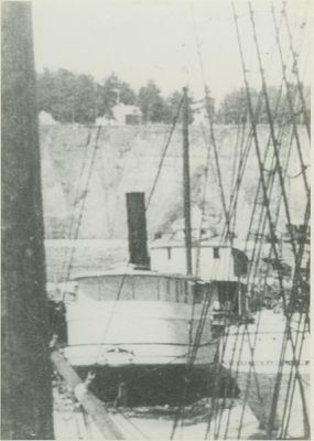 HAYWARD, A.D. (1887, Steambarge)