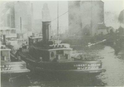 HEBARD, ROBERT H. (1889, Tug (Towboat))