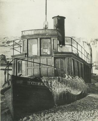 HENNES, ANNIE R. (1884, Yacht)