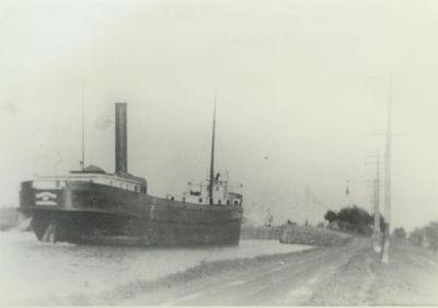 HIAWATHA (1880, Bulk Freighter)