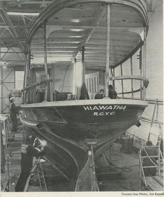 HIAWATHA (1895, Ferry)