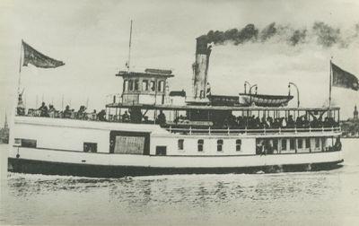 HIAWATHA (1874, Ferry)