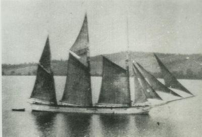MOWATT, OLIVER (1873, Schooner)