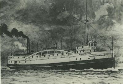 NAVARINO (1871, Propeller)
