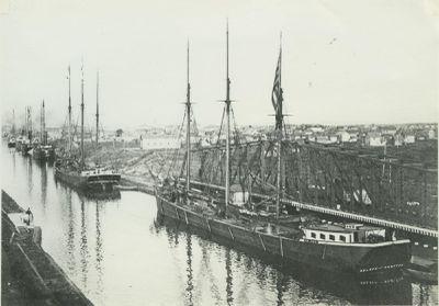 NELSON (1866, Brigantine)
