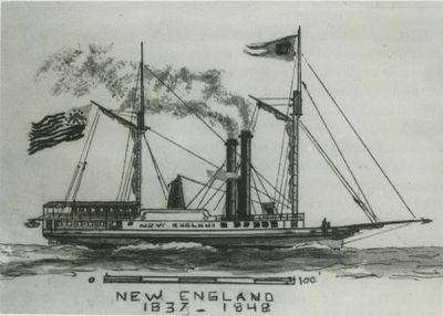 NEW ENGLAND (1837, Steamer)
