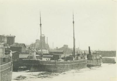 COMSTOCK, J.B. (1891, Schooner-barge)