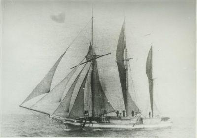 COOK, MARY ELLEN (1875, Schooner)
