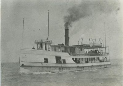 HAZEL (1896, Propeller)