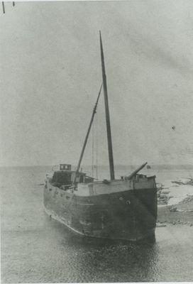 HELENA (1874, Schooner-barge)