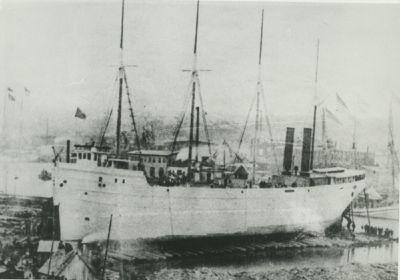 HELENA (1888, Bulk Freighter)