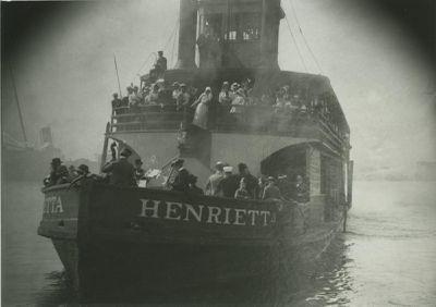 HENRIETTA (1879, Steamer)