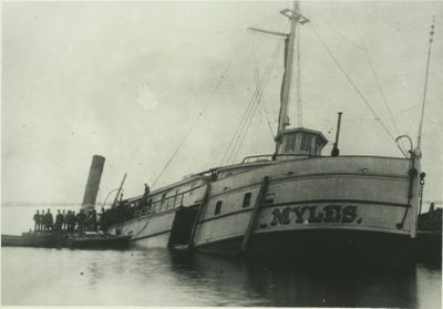 MYLES (1882, Package Freighter)