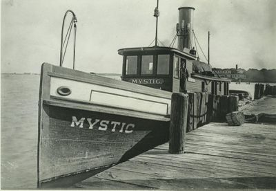 MYSTIC (1871, Excursion Vessel)