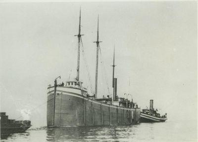 NEVADA (1882, Bulk Freighter)