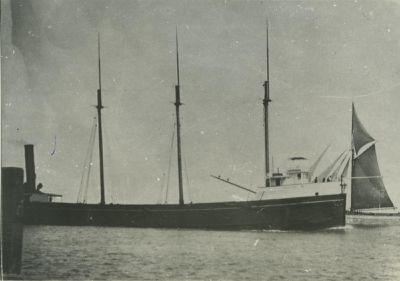 NEW ORLEANS (1885, Bulk Freighter)