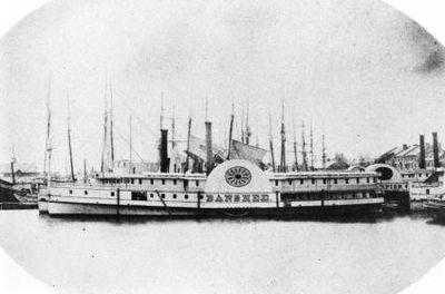 BANSHEE (1854)