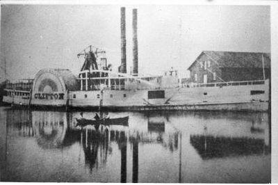 CLIFTON (1855)