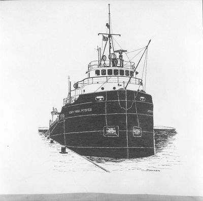 BAIE COMEAU (1954)