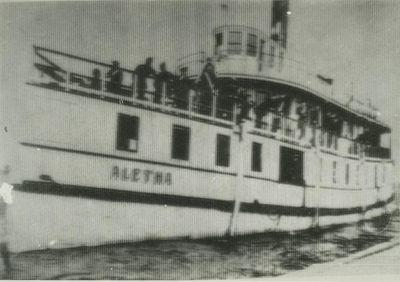 ALETHA (1901, Propeller)