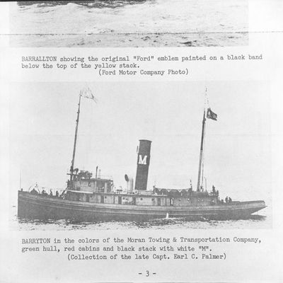 BARRALLTON (1919)