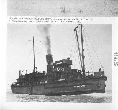 CHAMPLAIN (1904)