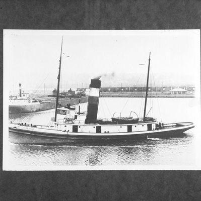 SCULLY THOMAS J (1913)