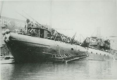 THOMPSON, A.D. (1891, Whaleback)