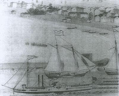STRANGER (1843, Schooner)