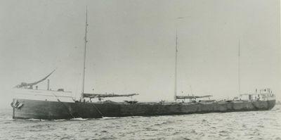 AURORA (1887, Bulk Freighter)