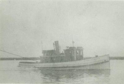 WESTCOTT, J.W. (1880, Tug (Towboat))