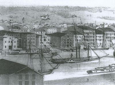 ODD FELLOW (1845, Brigantine)