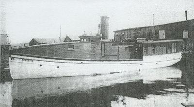 SEA BIRD (1900, Yacht)