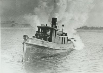 SHEBOYGAN (1886, Tug (Towboat))