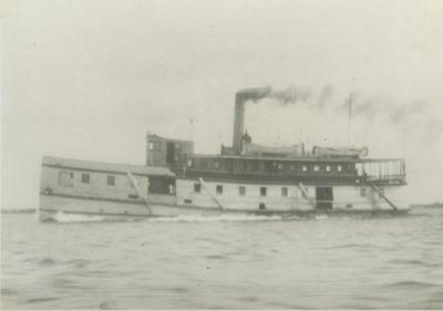 ALEXANDRA (1902, Propeller)