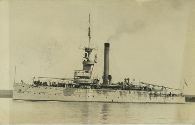 WILMINGTON, U.S.S. (1895, Naval Vessel)