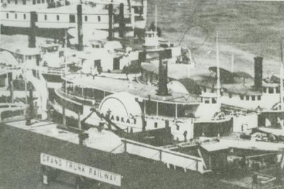 YAMASKA (1858, Steamer)