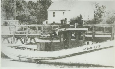 FAVORITE (1894, Tug (Towboat))
